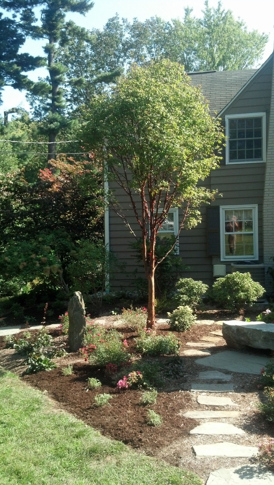 Hardscape walkways Chester County PA