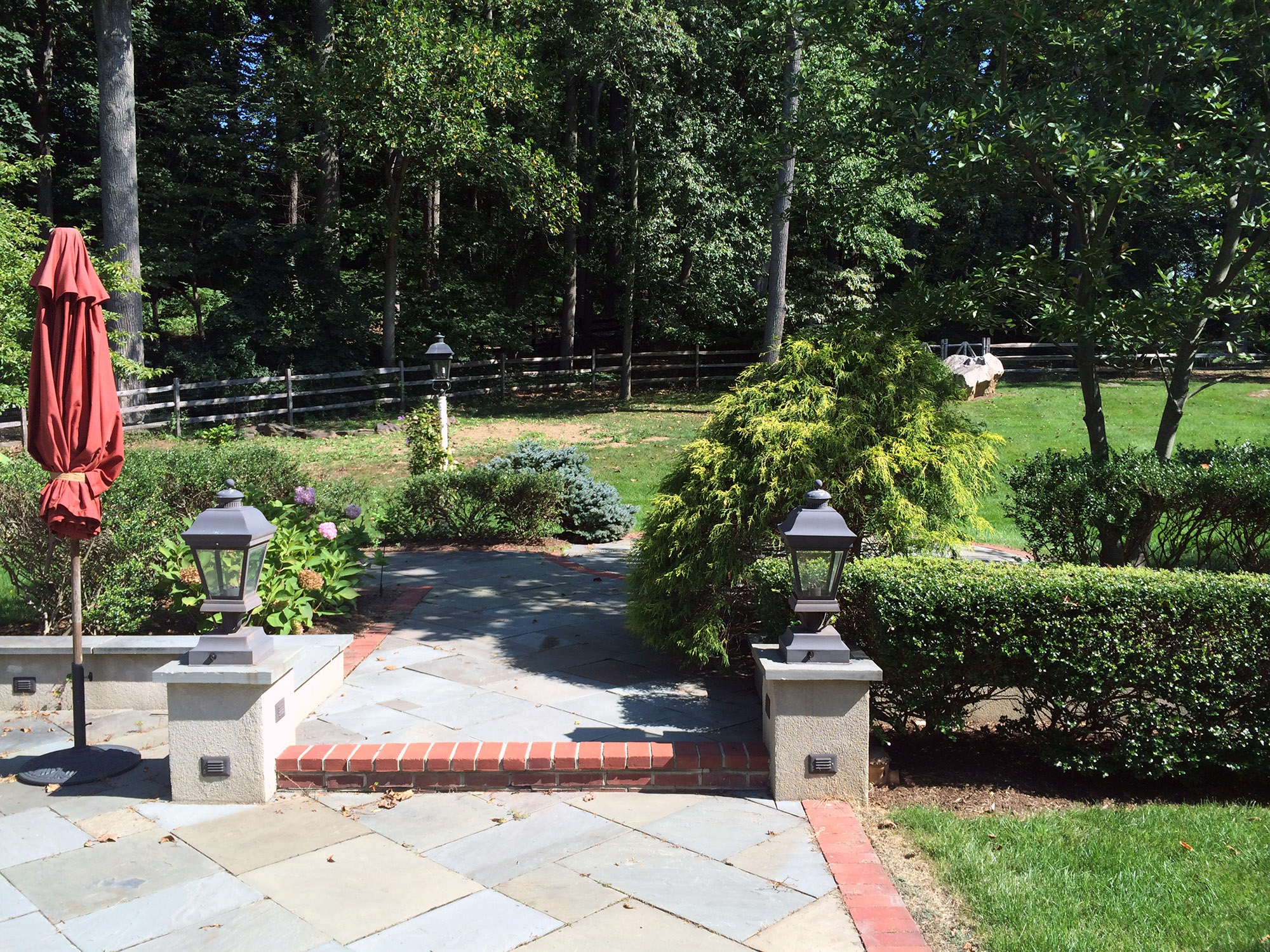 Hardscaping design Downingtown PA