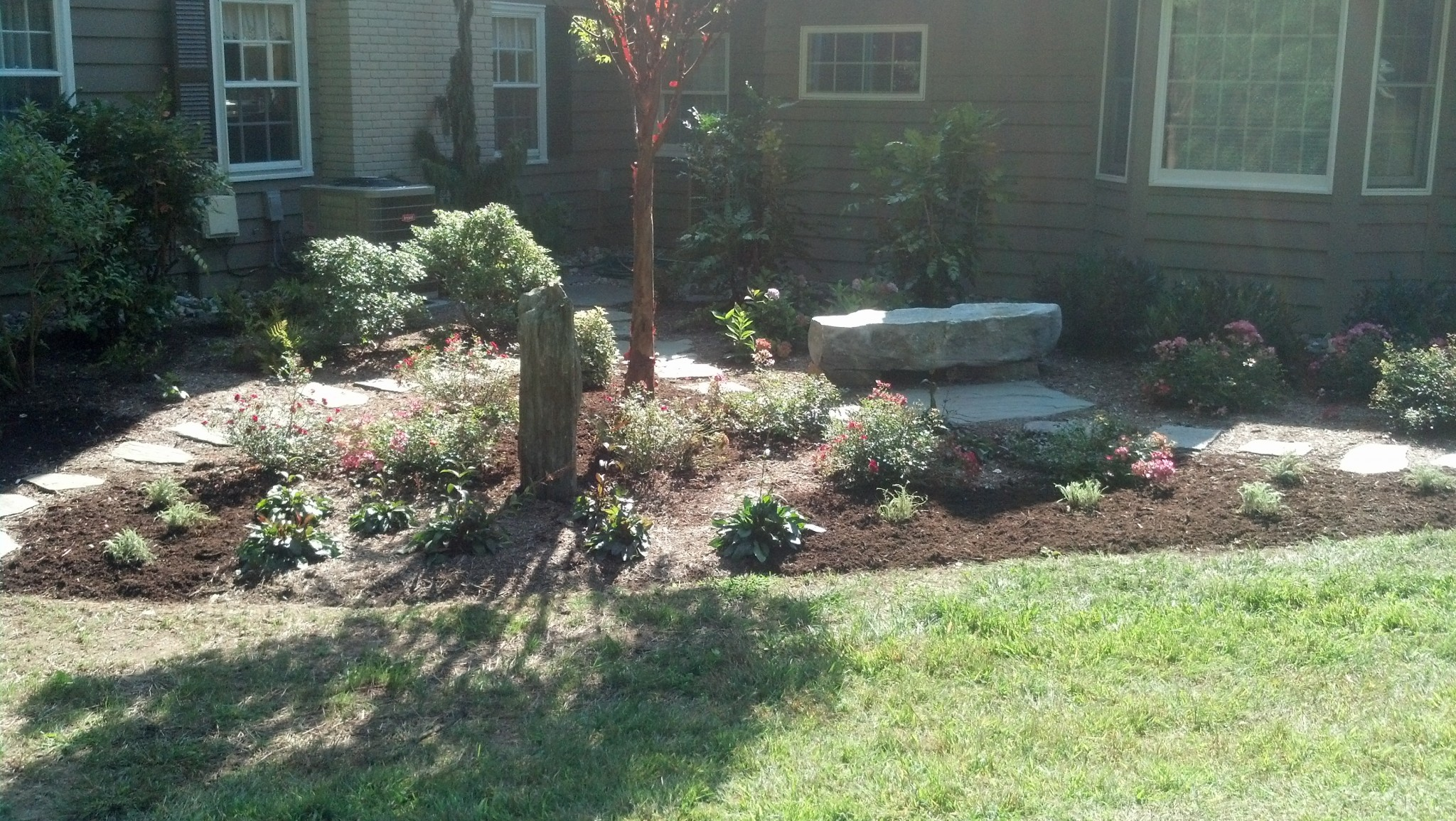 Outdoor landscaping Exton PA